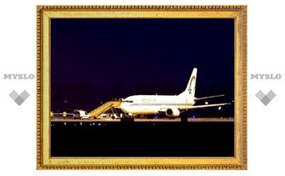 Марокканский самолет совершил аварийную посадку в Нидерландах