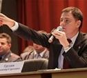 Владимир Груздев выступил на Всемирном экономическом форуме в Давосе