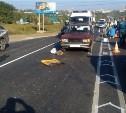 Тульские следователи ищут очевидцев ДТП рядом с «Метро»