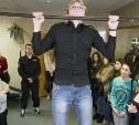 Участники «Студенческого десанта» посетили Центр профессиональной подготовки УМВД