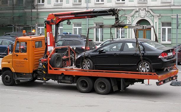 В Новомосковске заработал эвакуатор