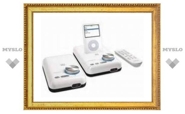 Creative создала беспроводную аудиосистему для iPod