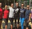 Чемпионка мира Татьяна Кошелева тренируется с «Тулицей»