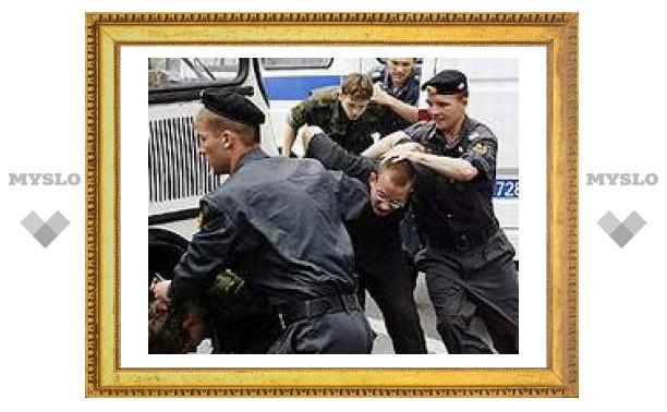 В Туле определили лучшую группу задержания