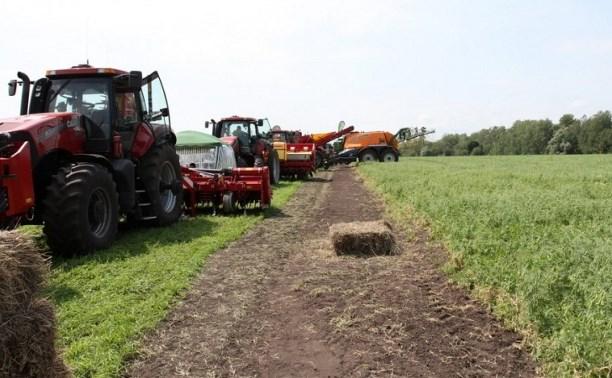 Владимир Груздев принял участие в открытии нового инвестиционного проекта в Чернском районе