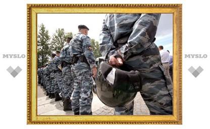 Бойцы тульского спецназа вернулись с Северного Кавказа