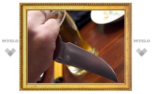 В Узловой бизнесмен убил компаньоншу