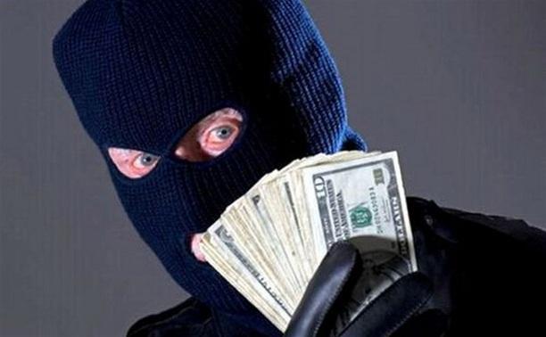 Тульская полиция поймала опасного грабителя