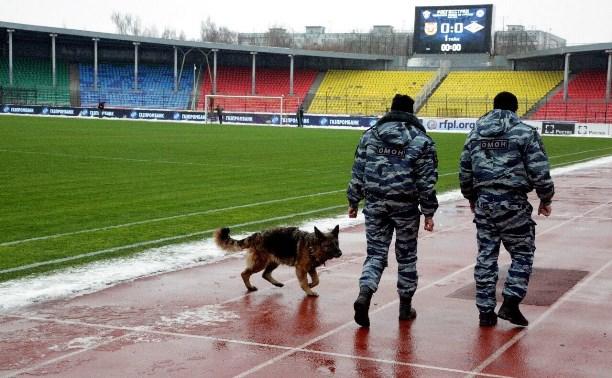 Более 500 правоохранителей обеспечат безопасность на матче «Арсенал» – «Спартак»