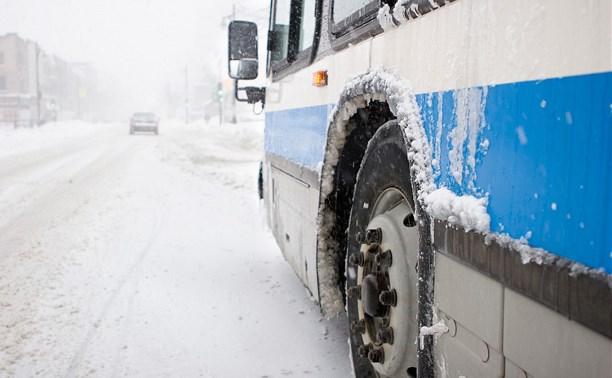 За два дня рейда ГИБДД по автобусам выявлено шесть нарушений