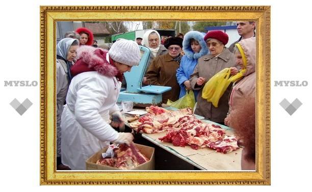 Туляков ждут на продовольственной ярмарке