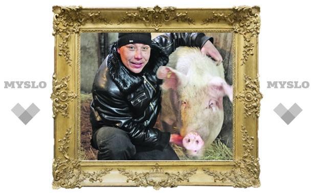 Фермер Владимир Корнеев: Мечтаю кормить туляков натуральным мясом