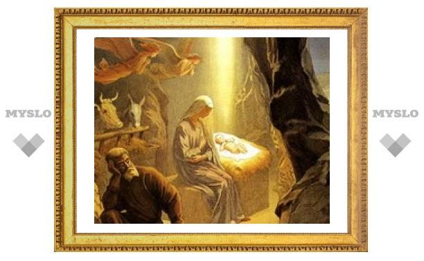 РПЦ отмечает Рождественский сочельник
