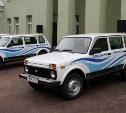Алексей Дюмин подарил алексинской больнице три автомобиля