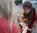 В Пролетарском районе две цыганки избавили пенсионерку от «порчи» за 6500 рублей