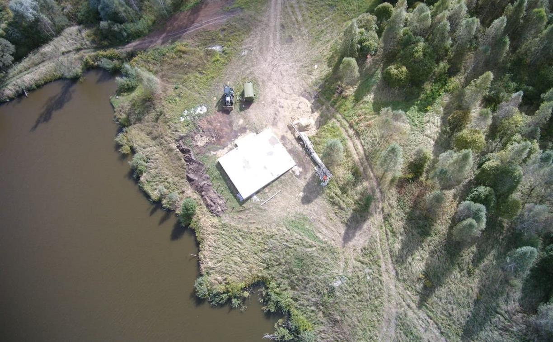 Жители деревни Вородуново Веневского района: «Кто разрешил строить на берегу пруда дом?»