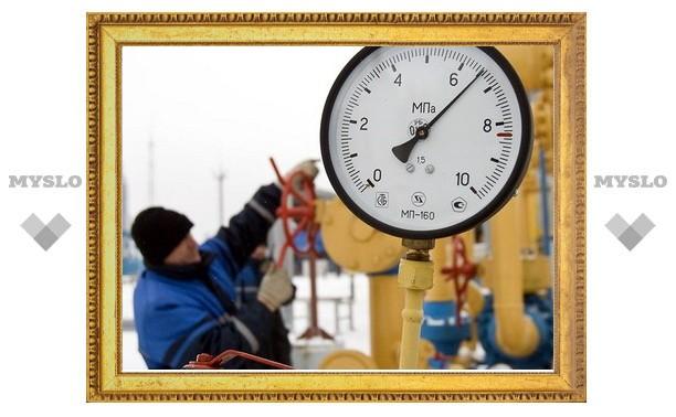 В Одоеве провели газ на нескольких улицах города