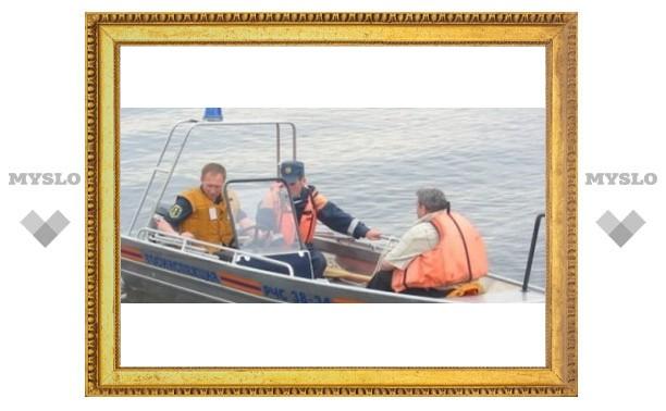 Тулякам нужно зарегистрировать лодки