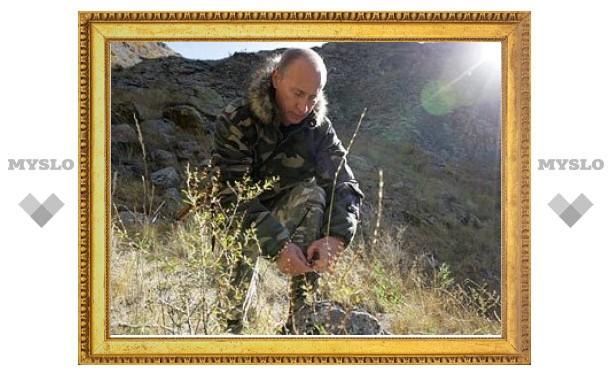 Кремль опроверг информацию о больной спине Путина