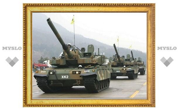 Южная Корея проведет крупномасштабные учения у границы с КНДР
