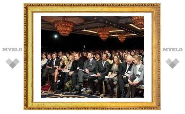 Moscow Supreme Luxury на международном форуме рынка роскошных товаров.