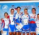 Тульские спортсмены стали чемпионами России по велоспорту на треке