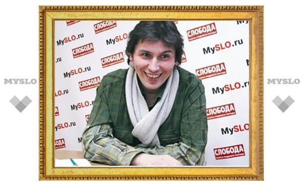 Владимир Цветаев представил Тулу на фестивале