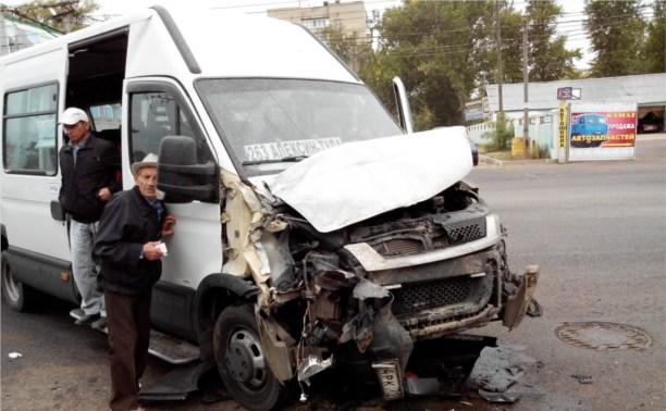 Алексинских водителей маршруток ждёт тотальная проверка
