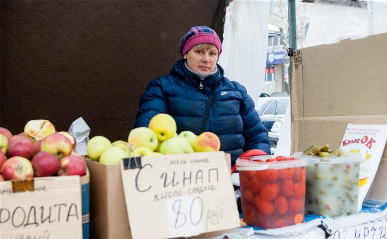 В Тульской области следить за торговлей в неустановленных местах будут руководители органов ЖКХ