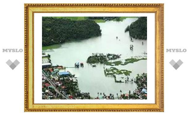Наводнения и оползни на Филиппинах