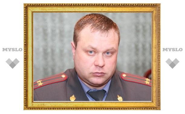 Главный гаишник Тульской области превратился в полицейского
