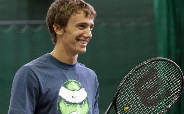 Туляк вновь вошёл в сотню лучших теннисистов планеты