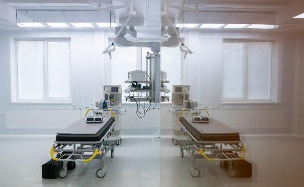В Тульской области с начала пандемии умерли 287 зараженных COVID-19