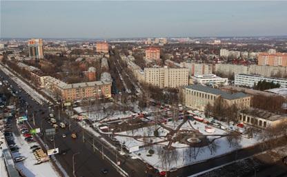 Александр Прокопук: «В центре Тулы высоток не будет»