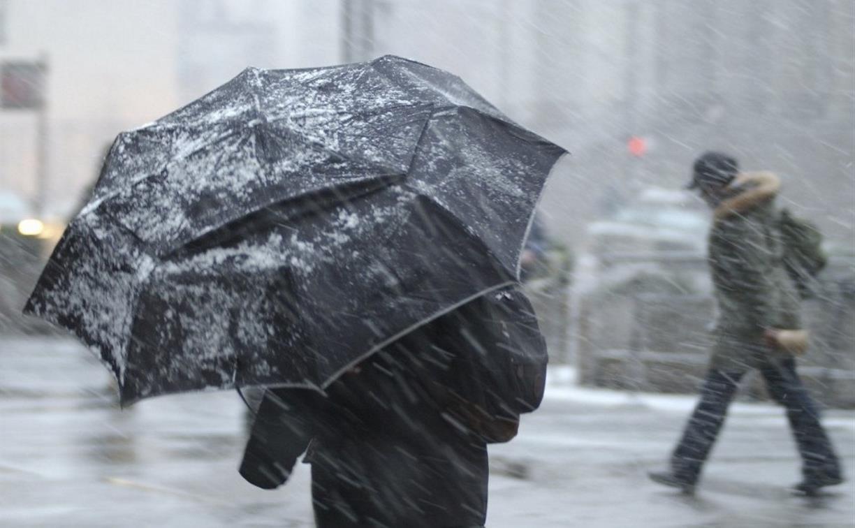 Снег с дождем и гололедица: в Тульской области ухудшится погода