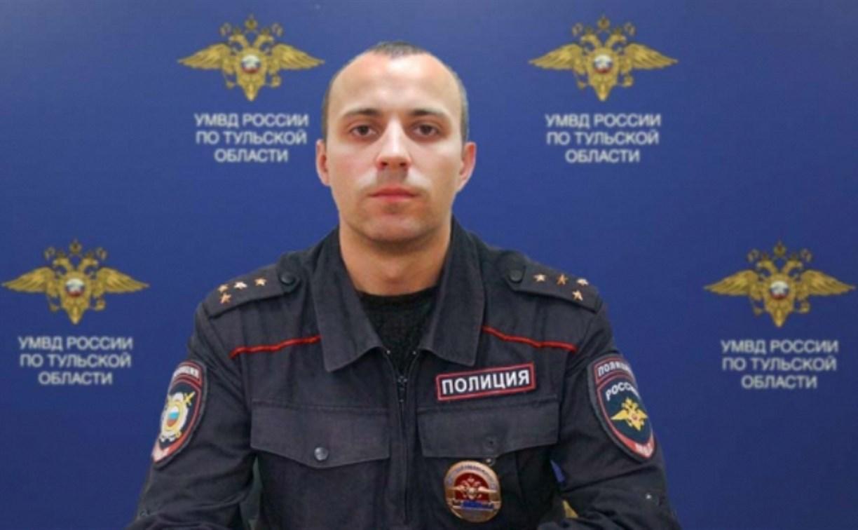 Максим Пашин из Алексина борется за звание «Народного участкового»