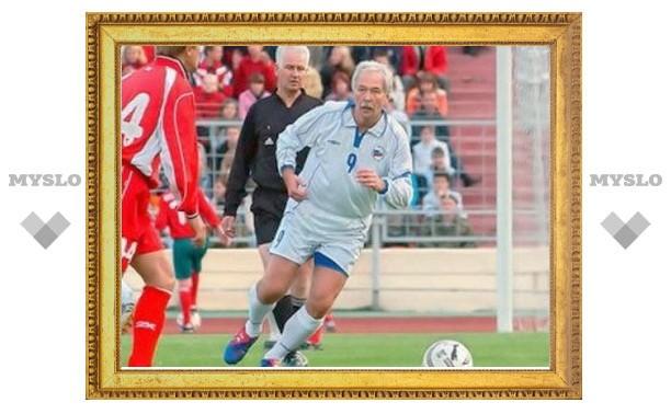 Борис Грызлов сыграет на «Арсенале»
