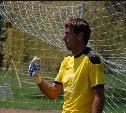 Вратарь «Арсенала» Роман Герус сломал палец во время тренировки