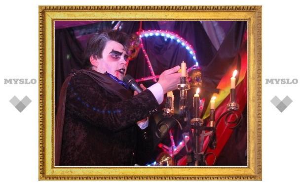 Тульские клубы начали отмечать Хэллоуин