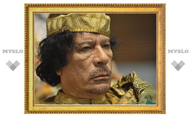Алжир отправит семью Каддафи в другую страну