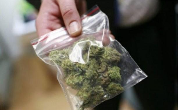 Тульские полицейские обнаружили цех по производству наркотиков