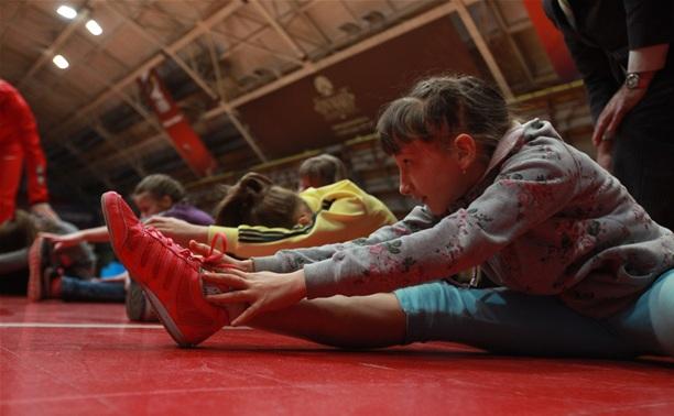 В Туле юные легкоатлеты разыграли Кубок Реньжиной