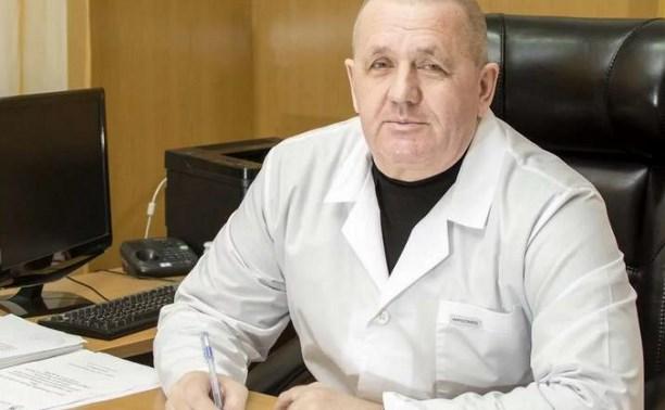 В Суворове задержан главврач районной больницы Сергей Кудряшов
