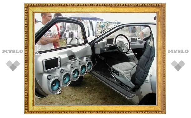 Водитель тульской маршрутки выиграл «Автозвук - 2011»