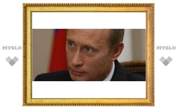 Туляк продает карандаш Путина