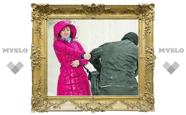 Самое нелепое преступление года: Девушка-следователь задержала грабителя