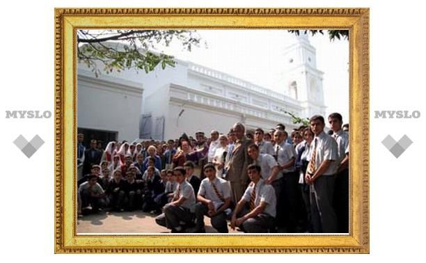 Индийские армяне совершили паломничество к храму Иоанна Крестителя в Чинсурае