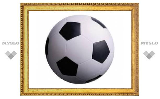 Тульские футболисты борются за медали