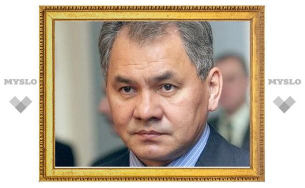 Сергей Шойгу в Туле посетил ОАО «Комбайнмашстрой»