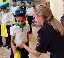Тульские школьники стали юными инспекторами дорожного движения